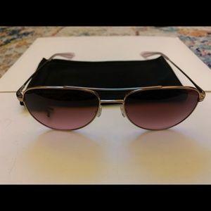 Barton PERREIRA Sunglasses Aerial Gold/Lilac Lens